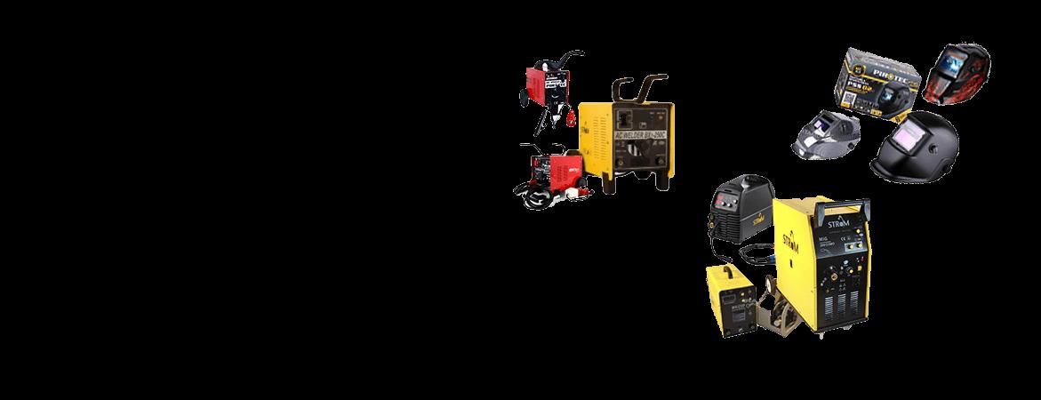 Metināšanas aparāti