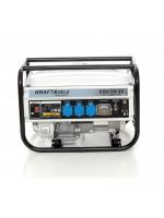 Benzīna ģenerators 2500W 12/230V KD118