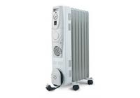 Eļļas radiatori un termoventilatori