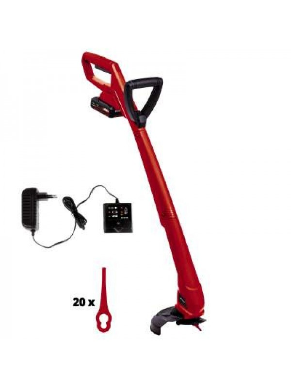 Einhell GC-CT 18/24Li Kit Akumulatora zāles trimmeris (341102)