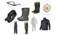 Darba apģērbi un apavi