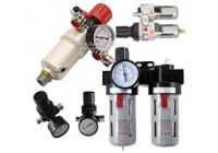 Gaisa padeves regulatori / mitruma filtri / eļļas filtri