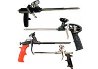Montāžas putu pistoles