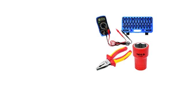 Instrumenti<br>elektriķiem